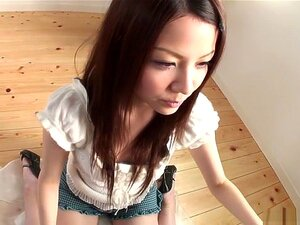 Crazy Japanese model Rika Koizumi in Amazing JAV uncensored POV movie