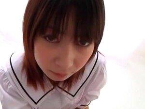Amazing Japanese chick Haru Sakuragi in Exotic Teens JAV movie