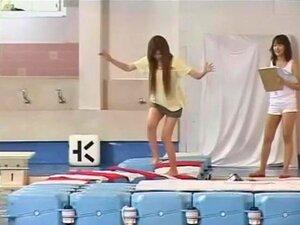 ผู้หญิงหากินแปลกใหม่ญี่ปุ่นฮาเน ดะ Ai นีน่า มิซึกิน้าวในกีฬาดังสุด ๆ หนัง DildosToys JAV