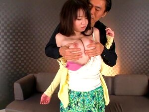 Fabulous Japanese girl Aika Yumeno in Hottest JAV censored Swallow, College video,