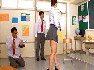 กลิ่นหอมร้อนญี่ปุ่นครูที่ได้รับ