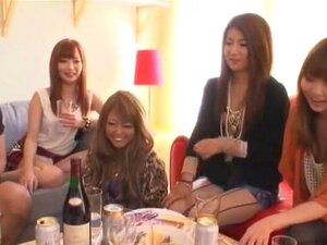Girls Sex party 15, Looks like a party, but looks more like a group of people in an apartment having sex. Some nice looking chicks and some not. Starring Akira Kasumi, Tsumugi Serizawa, Kurumi Kino and Rion Akane.