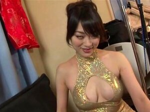 Subtitled POV Japanese lewd woman striptease Akari Hoshino, Recently retired Japanese AV legend Akari Hoshino plays an extremely lewd woman oozing confident with a coating of perversion as she simultaneously strips and teases you with English subtitles