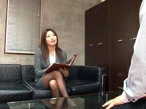 Amazing Japanese slut Miwako Yamamoto in Exotic POV, Blowjob/Fera JAV clip