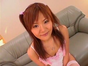 Incredible Japanese chick Tomomi Takahara in Amazing Close-up, Stockings JAV movie