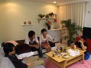 Crazy Japanese model Kotomi Asakura, Chika Arimura in Hottest Blowjob, Threesome JAV movie