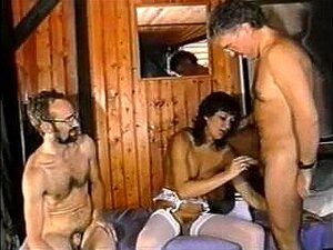 Hot Vintage! bisexual MMF Swingers!