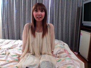 ญี่ปุ่นรุ่น Okuno อากาเนะในภาพยนตร์วัยรุ่นแอบทึ่ง JAV