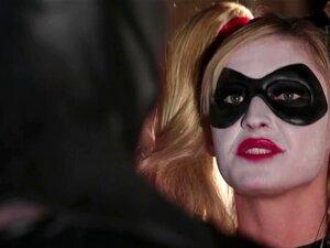 ชั่ว - แบทแมนเย็ด Valentien ควยดำเป็น Harley Quinn