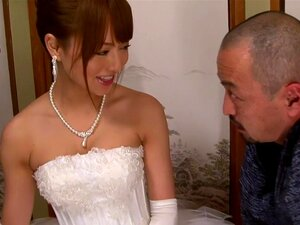 Akiho Yoshizawa in Bride Fucked by her Father in Law part 2.2,