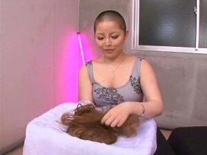 Horny Japanese whore Chinatsu Furukawa in Exotic POV, Doggy Style JAV movie,