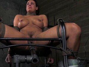 ตัดผมสตางค์ BDSM ทรมาน ด้วยน้ำแข็ง