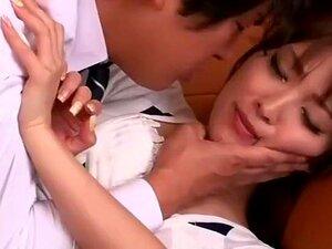 สาวร้อนแรงญี่ปุ่นในภาพยนตร์ยอดเยี่ยมเลขานุการ JAV Kokomi Sakura
