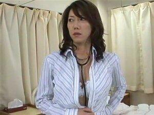 Exotic Japanese girl Misuzu Shiratori in Incredible Public, Medical JAV clip