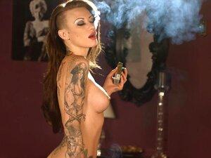 เบ็คกีที่สูบบุหรี่ทั้งหมด 100s ขาวเปล่า