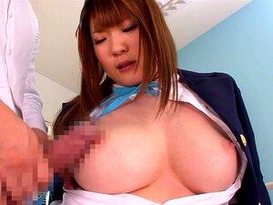 Momoka Nishina in Momoka Gets A Checkup - EritoAvStars,