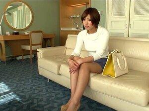 Best Japanese model Asahi Mizuno in Incredible masturbation, dildos/toys JAV clip