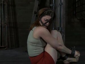 Hard spanking for masked babe, Masked beauty with exposed cunt receives wild spanking