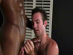 เกย์เกย์ - เกย์ขาวกระตุกออกดำ dudes 11