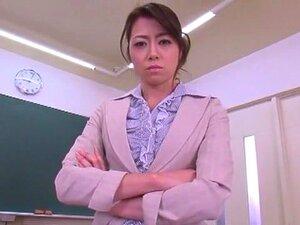ยอดเยี่ยมเจี๊ยบญี่ปุ่น Maki Hojo ในรองเท้าส้นสูงที่สุด วิดีโอ POV JAV
