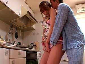 Akiho Yoshizawa in Adopted Daughter part 1.4