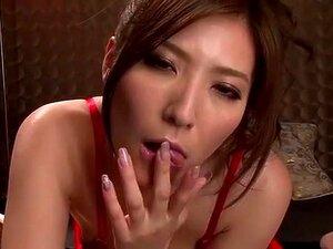 Best Japanese girl Yuna Shiina in Fabulous Cumshots, Handjobs JAV movie