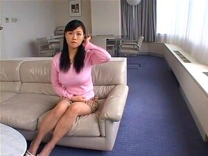 สาวญี่ปุ่นบ้าในที่สุดซอฟต์คอ ฉาก JAV ชุดชั้นใน