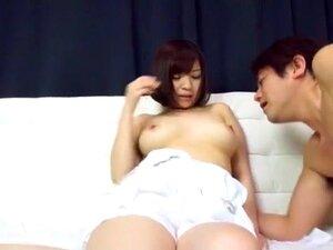 Horny Japanese girl Wakaba Onoue in Amazing Dildos/Toys, Fingering JAV scene