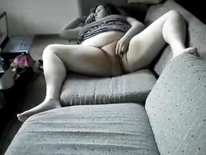 Spying on my BBW Mother