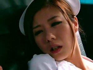 ยอดเยี่ยมญี่ปุ่น Koi Aizawa ในแปลกใหม่ช่วยตัวเอง หนัง JAV นางพยาบาล