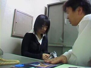 Hot Jap chick strips for her boss in spy cam Asian video, Pretty hot Japanese chick strips fort her boss in the office and it all gets caught on a hidden camera. She looks quite fuckable and more than eager to experience something more than just stripping.