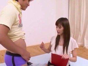 สาวเงี่ยนญี่ปุ่น JAV นมเล็กร้อนแรงที่สุดในซิ Eiro