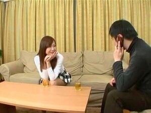 สาวญี่ปุ่นนานา Konishi ในเลขานุการที่ดีที่สุด ฉากชาย JAV