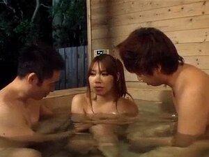 เพศใน saune ตามสองคนสำหรับ Suzumura อิโรฮะ