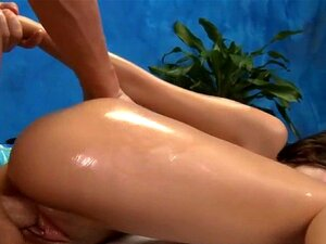 Hot 18 year old gets fucked hard. Hot 18 year old gets fucked hard by her massage therapist