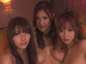 Crazy Japanese model Ren Bitou, Azusa Ayano, Hiromi Goto in Fabulous Toys, Amateur JAV movie