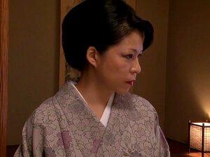 Hitomi Fujiwara in Broken In By a Trio part 1.2