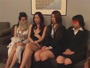Horny Japanese model Ai Aoyama in Amazing Cunnilingus, Group Sex JAV video