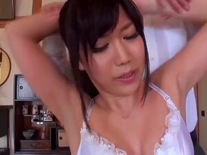 Noa Imai in First Rate Wife. This girl actually looks better in the video than her video cover. Noa Imai plays an amazing and obedient wife who will do anything her husband tells her to do. Nice white skin, but not a mainstream actress. Barbeack nakadashi (creampie action) with Noa.