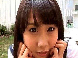 Misaki Aihara is appetizing school girl