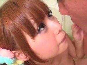 ญี่ปุ่นทึ่ง ผู้หญิงหากิน Saki Kanasaki อดีตชิซูกะ มิซาโตะ Saeki ในแปลกใหม่ Doggy สไตล์ JAV ฝักบัวฉาก