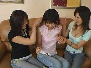 เลสเบี้ยน 3 นำแสดงโดยเพลิดอเบอ Maho ไสว และคะซุมิในนี้สามเส้าเลสเบี้ยนเล่นวิดีโอ หญิงเหล่านี้ดูเหมือนจะ สนุกกันมากเมื่อมันมาถึงกลุ่มเพศเลสเบี้ยน จากการชุดฝรั่งเศสจูบกับแต่ละอื่น ๆ เพื่อเล่นกับแต่ละอื่น ๆ ง่าย ๆ กลุ่มคู่ วิดีโอนี้แน่นอนว่าเสื้อมันสำหรับเลส