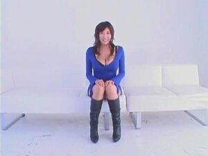 Hottest Japanese slut Yuko Sakurai in Fabulous Big Tits, Cunnilingus JAV movie