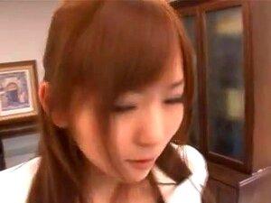 เลขานุการเอเชียอาซากุระ Yuu มีเพศสัมพันธ์ในสำนักงาน อาซากุระ Yuu เป็นผู้ปฏิบัติงานสำนักงานเซ็กซี่ เธอมีหี และเย็ดเธอชอบแสดงออกในการทำงาน เธอถูกผูก และรางใส่ในปากของเธอสำหรับการด้งปาก เธอได้สั่นใช้บนหีของเธอ และเธอจะจูบเธอคนและกำหนัดขณะแสดงปิดตูด อาซากุระ