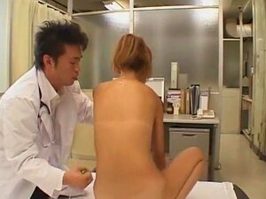 Incredible Japanese model Kaede Matsushima in Crazy Medical JAV scene,