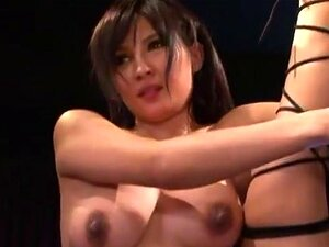 Kotori Hanagara naughty Asian stripper shows off, Kotori Hanagara is a hot milf in her sexy costume! She is enjoying some kissing and cock sucking on her horny guy while he enjoys her busty tits and shaved pussy. She is getting a fingering before the hardcore action of a rear fucking, and a pussy pounding!