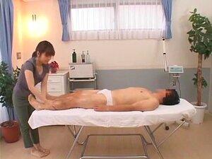 Hottest Japanese chick in Horny Massage JAV movie