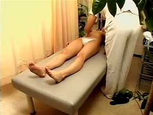 Savory Japanese slut screwed in spy cam massage video, Juicy and skinny Japanese whore gets her nice pussy slammed hard by her lover in this hot voyeur massage video and she looks more than happy with the treatment she gets.