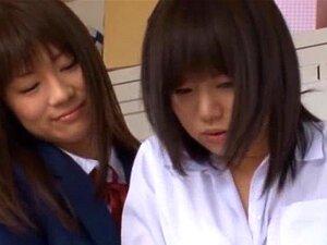 Anri โนนากะและ Kurumi บ้า part5
