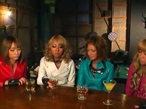 Best Japanese chick Rio Sakura, Runa Anzai, Mana Izumi in Hottest Small Tits, Toys JAV video